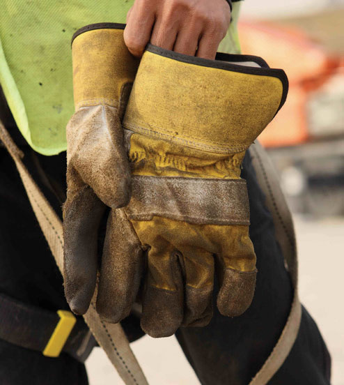 Construction-Gloves