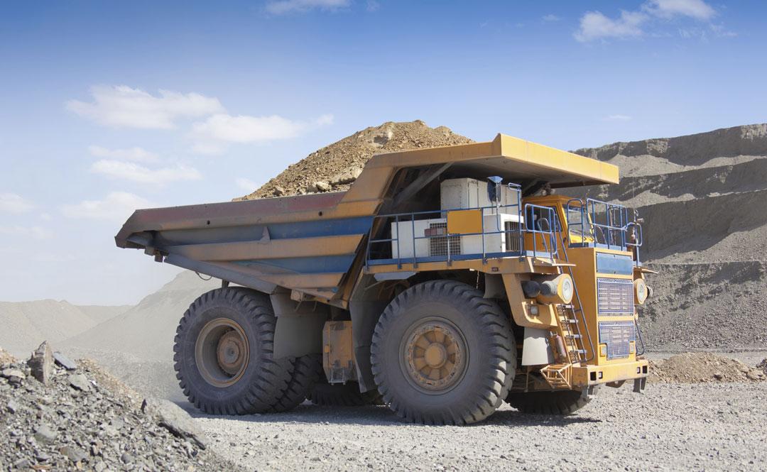 Construction-Truck
